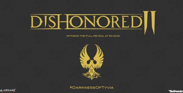Dishonored 2 bannière du jeu
